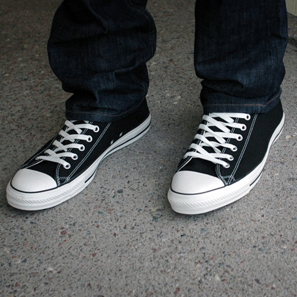 fa2f9fc9745 Converse CTAS Low Top Unisex Sneakers. M_5bf4f051aa57197e45ce05a3